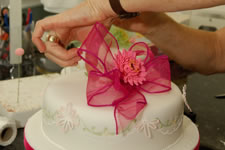 swansea cake decorating workshop