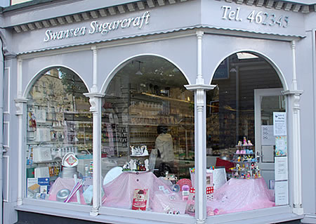 Cake Decorating Store Underwood : Swansea Sugarcraft workshop lessons and cake decorating supplies
